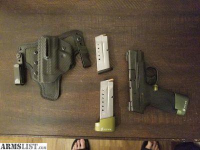 For Sale/Trade: M&P Shield 2.0 9mm