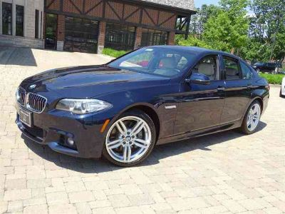 2014 BMW 5 Series 535i xDrive M Sport
