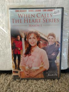 When Calls the Heart Series Season 1 NEW, Sealed in Shrink-wrap