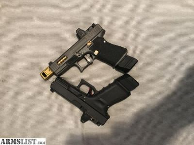 For Sale: FT/FS: 2 G19s with rmr Price drop