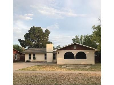 3 Bed 2 Bath Foreclosure Property in Roswell, NM 88201 - E Mescalero Rd