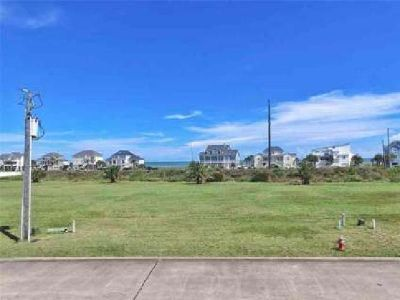 21003 W Sunset Bay Drive Galveston, Build your dream home