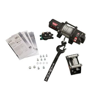Find YAMAHA OEM ProVantage 2500 Winch by Warn Industries 2014 Grizzly ATV OFF ROAD motorcycle in Maumee, Ohio, US, for US $338.99