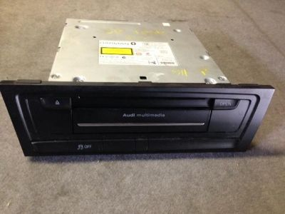 Buy AUDI A5 A4 Q5 2010 2011 2012 MULTIMEDIA RADIO CD SIM CARD DRIVES - TESTED motorcycle in Justice, Illinois, US, for US $355.00