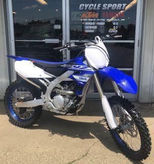 2019 Yamaha YZ250F Motocross Motorcycles Hobart, IN