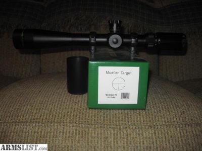 For Sale: Mueller Target Dot Scope