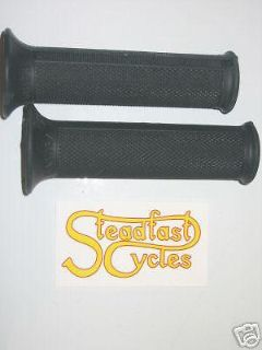 "Sell MAGURA 7/8"" handlebar GRIPS Triumph Norton BSA bars NEW motorcycle in Canyon Country, California, US, for US $21.00"