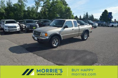 2001 Ford Ranger Edge (tan)