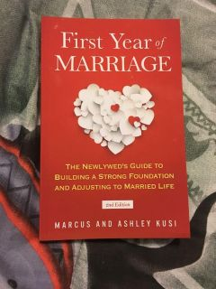The First Year of Marriage book