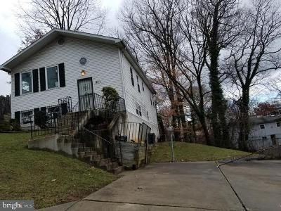 5 Bed 2 Bath Foreclosure Property in Capitol Heights, MD 20743 - Capitol Heights Blvd