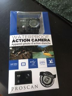 New in package camera