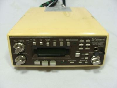 Buy Vintage Kyocera Cybernet Marine Radio/Cassette Stereo CMS 3000 motorcycle in Victorville, California, United States
