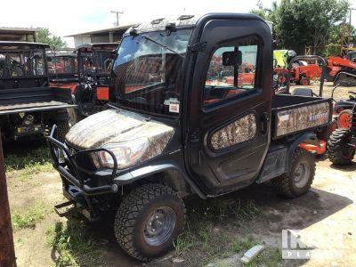 Kubota RTV-X1100C 4x4 Utility Vehicle