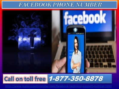 How to Hide Number on FB? Know Via 1-877-350-8878 @ Facebook Phone Number