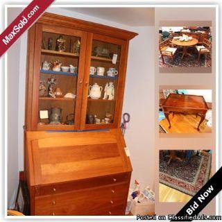 Boston Estate Sale Online Auction