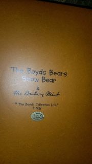 The Boyds Bears Discontinue Reduce
