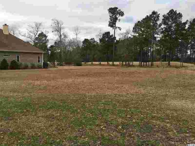 Lot 2 Bantry Ln. Conway, Beautiful cleared golf course lot