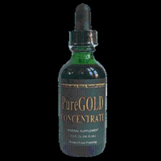 Gold Concentrate for your better health