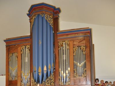 Classical Pipe Organ