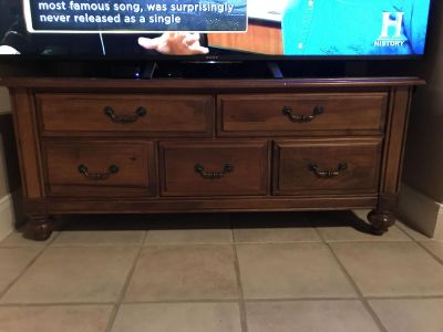 TV cabinet or small coffee table