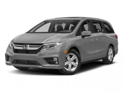2018 Honda Odyssey EX-L (Silver)