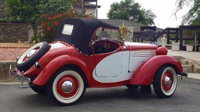 1939 Bantam Convertible Roadster