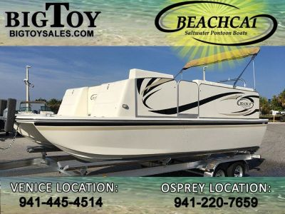 2018 Beachcat 202 boat