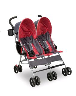 Looking for double umbrella stroller