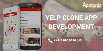 Yelp Clone App Development | yelp clone script | Apptunix.com