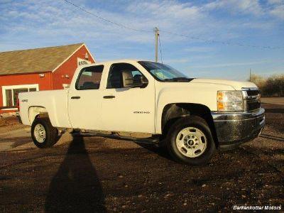 2013 Chevrolet RSX Work Truck (Summit White)