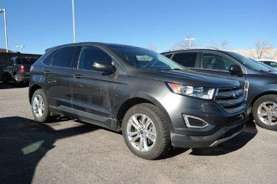 2015 Ford Edge Titanium (Gray)