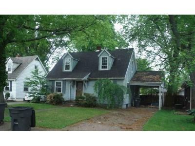 3 Bed 1.5 Bath Foreclosure Property in Evansville, IN 47714 - E Powell Ave