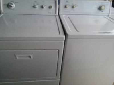 Kenmore matching Washer Dryer