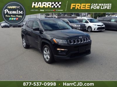 2019 Jeep Compass LATITUDE 4X4 ()