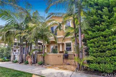 612 16th Street Huntington Beach Four BR, 5 blocks to the Surf