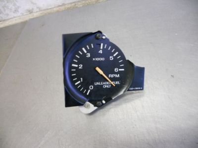 Purchase 83 84 85 86 Ford Mustang LX Factory Instrument Gauge Tachometer motorcycle in Franklin, Indiana, United States, for US $24.99