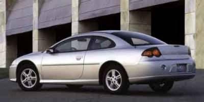 2004 Dodge Stratus SE (Silver)