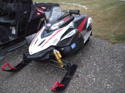 2008 Yamaha Apex GT Trail Sport Snowmobiles Hillman, MI