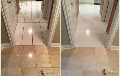 Tile and Grout Cleaning and Sealing in Fresno