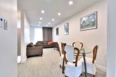 Turn-key 2-bedroom apartment in Montreal,