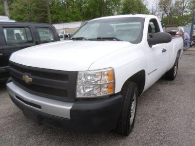 2008 Chevrolet Silverado 1500 Work Truck (Summit White)