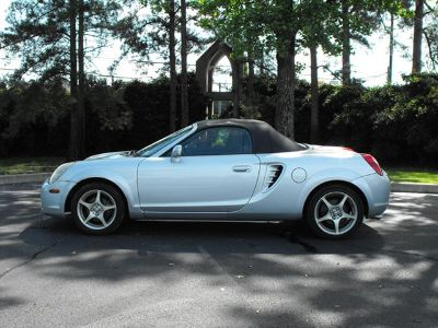 $7,995, 2003 Toyota MR2 Spyder