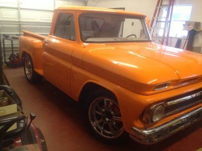 Wanted 2 doors 1964 chevy step side (South bossier)