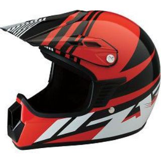 Purchase Z1R Roost SE Youth MX/Offroad Helmet Red/White/Black motorcycle in Holland, Michigan, United States, for US $79.95