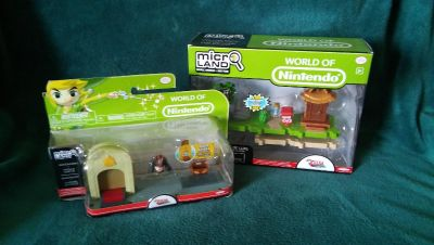 Zelda collectables (new in box)
