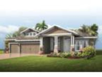 The St. Lucia by Cardel Homes: Plan to be Built