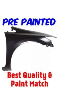 Buy 2012-2015 Honda Civic PRE PAINTED YOUR COLOR Passenger Right Front Fender motorcycle in Holland, Michigan, United States, for US $180.00