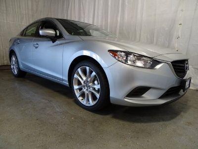 2017 Mazda Mazda6 Touring (Sonic Silver Metallic)