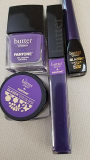 butter LONDON Color of the Year Collection