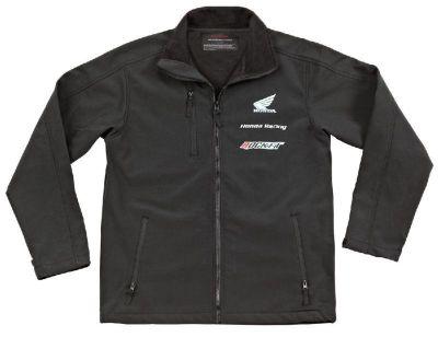 Purchase Joe Rocket Mens Honda Soft Shell Fleece Medium Sweater Jacket Med Md M motorcycle in Ashton, Illinois, US, for US $71.99